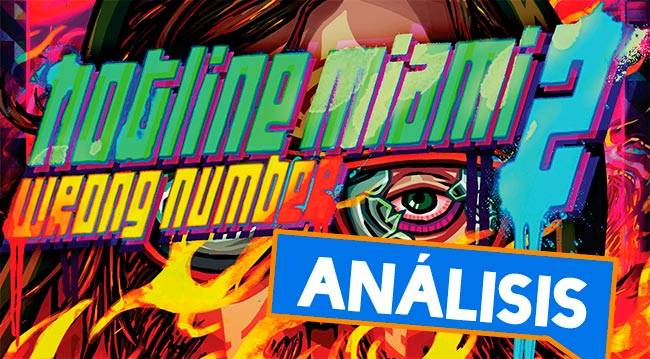 HotlineMiami2 - Análisis Hotline Miami 2: Wrong Number