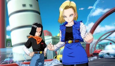 Android 18 Dragon Ball FighterZ