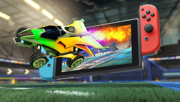 Rocket League Nintendo Switch - Este es el tráiler de lanzamiento de Rocket League para Nintendo Switch