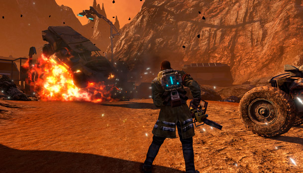 Red Faction Guerilla ReMarstered Edition - THQ Nordic anuncia Red Faction Guerrilla Re-Mars-tered para PC, PS4 y Xbox One