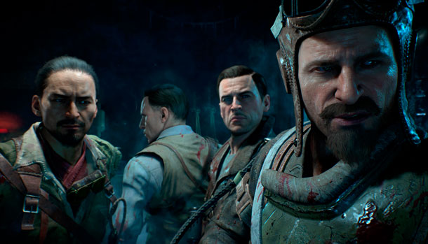 Call of Duty Black Ops 4 Blood of the Dead - Call of Duty: Black Ops 4 estrena tráiler de su modo zombies Blood of the Dead