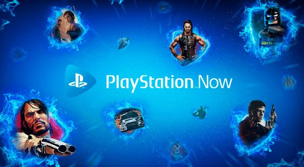 PlayStation Now 610x335 - PlayStation Now ya está disponible en España