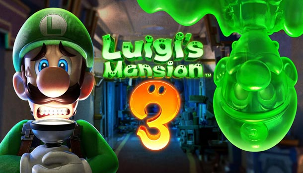 Luigis Mansion 3 - Análisis Luigi's Mansion 3