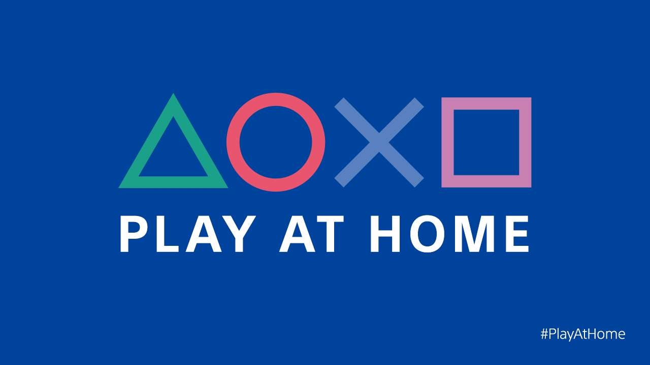 Play at Home Sony - #PlayAtHome: Sony regala Journey y Uncharted: The Nathan Drake Collection para PS4