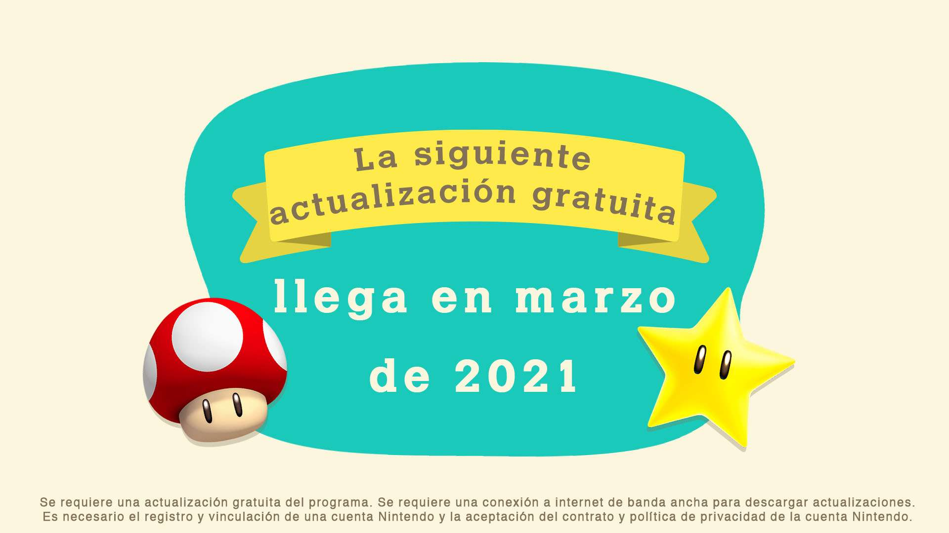 Actualizacion Animal Crossing New Horizons Marzo 2021 - El Carnaval llega a Animal Crossing: New Horizons