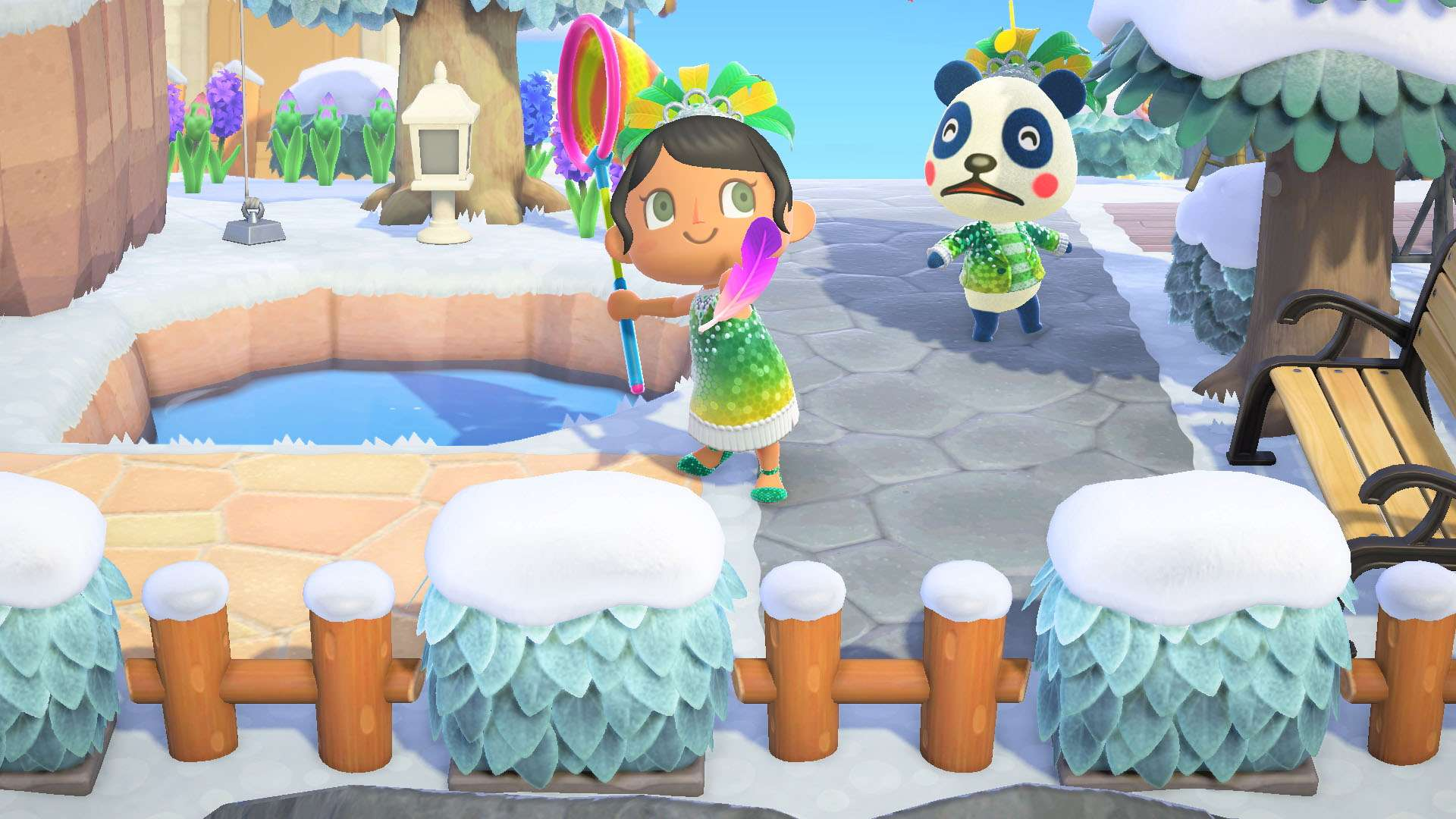 Animal Crossing New Horizons Carnaval Actualizacion 1 - El Carnaval llega a Animal Crossing: New Horizons