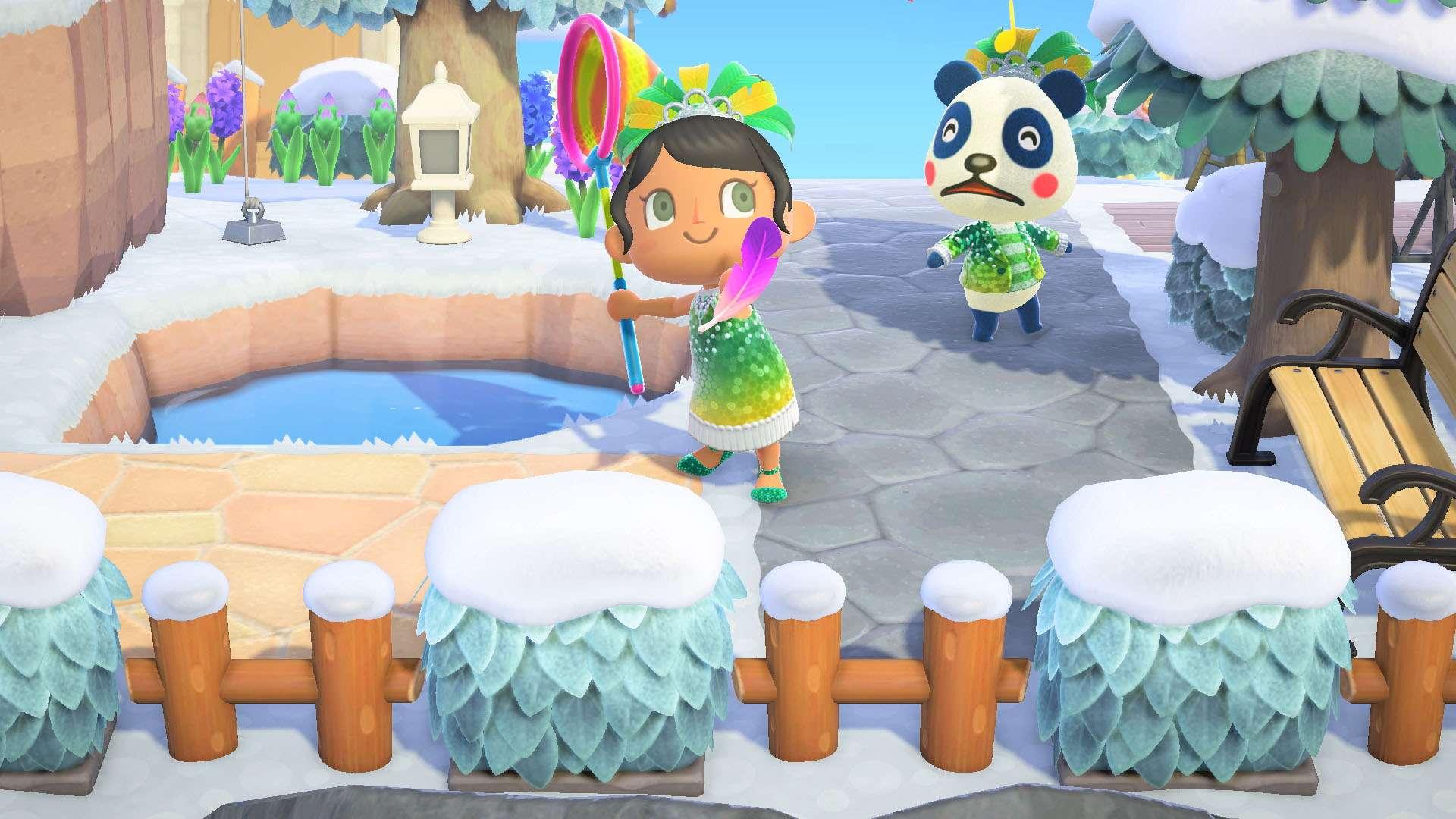Animal Crossing New Horizons Carnaval Actualizacion 1 - El Carnaval llega a Animal Crossing: New Horizons