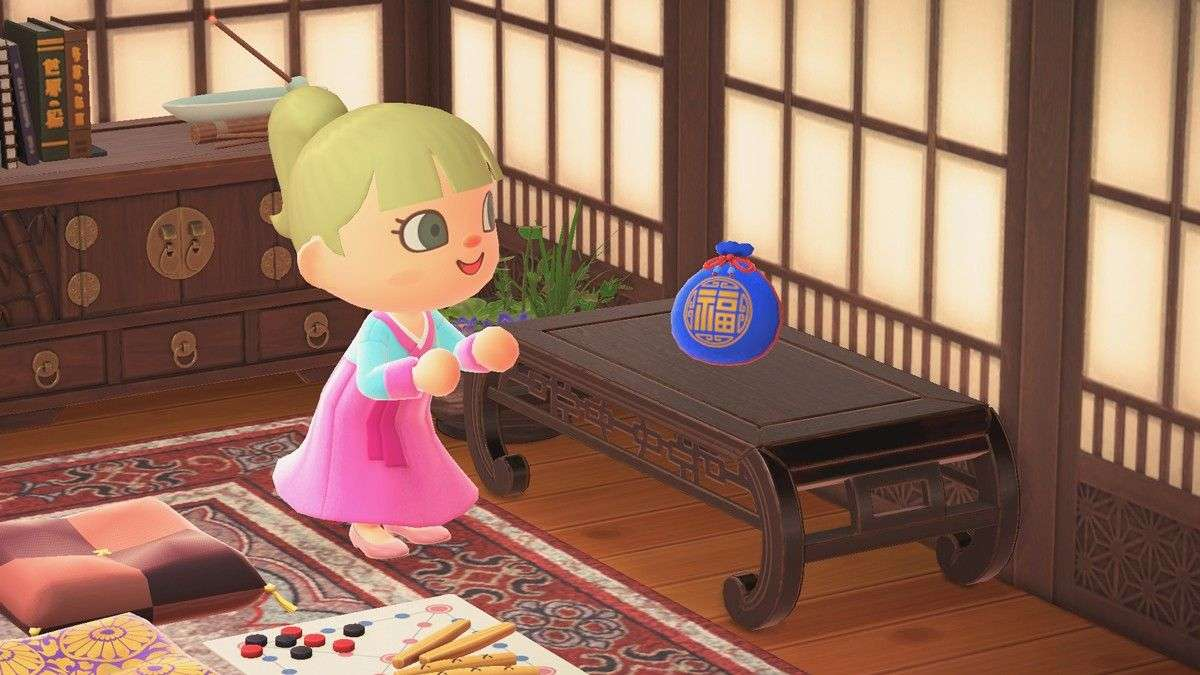 Animal Crossing Sanrio Collaboration Pack Cartas 1 - El Carnaval llega a Animal Crossing: New Horizons