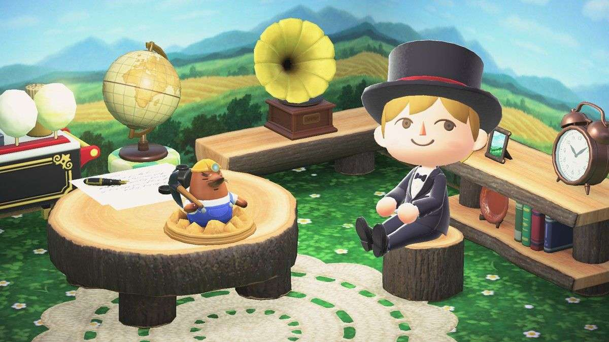 Animal Crossing Sanrio Collaboration Pack Cartas 3 - El Carnaval llega a Animal Crossing: New Horizons