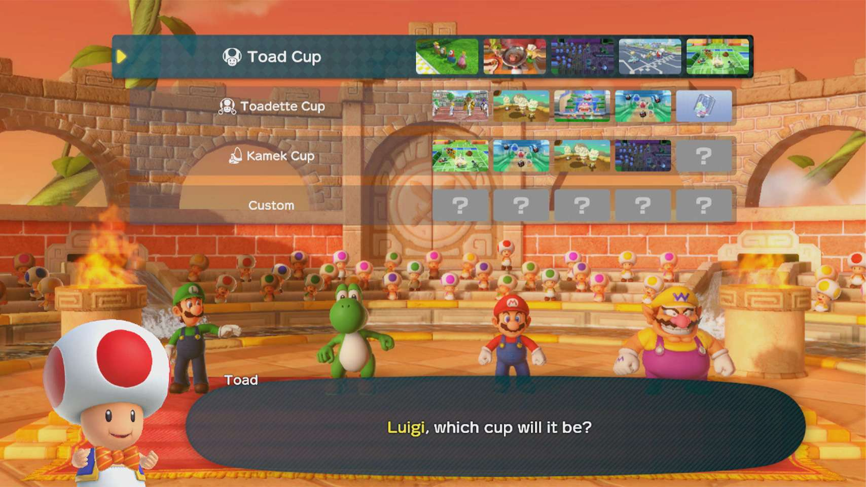 Super Mario Party Online Screenshot 1 - Super Mario Party recibe modo multijugador online
